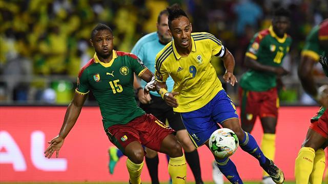 Aubameyang und Gabun verpassen Viertelfinale