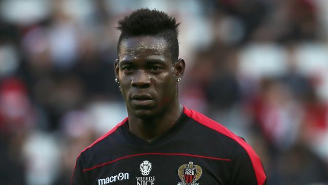 'Balotelli is snubbing Nice' says Eysseric