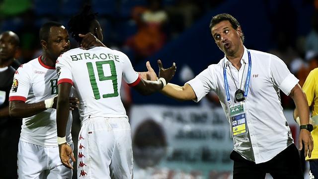 Burkina Faso et Egypte pour un retour en finale