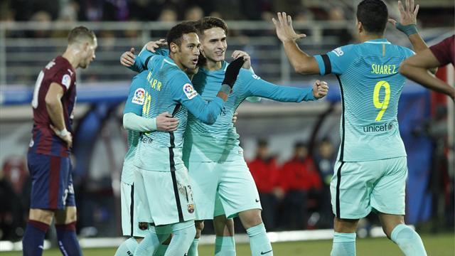 Real Madrid por el título
