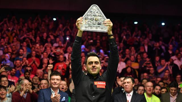 Luta pela 'Tripla Coroa' continua no Eurosport com o Masters de Londres