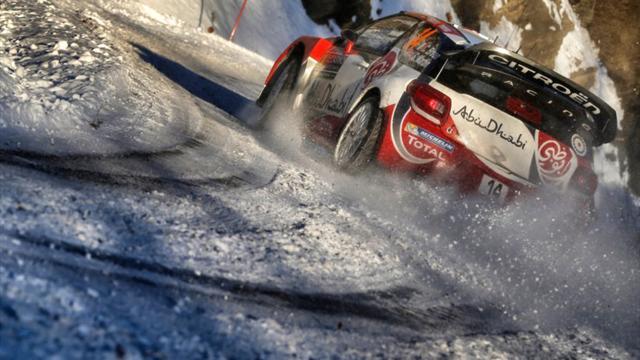 Ogier eyes Monte Carlo win after Neuville crash