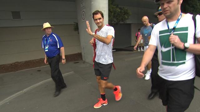 Federer-Wawrinka Highlights: Video Streaming Australian Open 2017