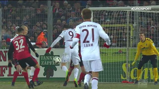 Top 5 goals of the Bundesliga weekend: Lewandowski magic