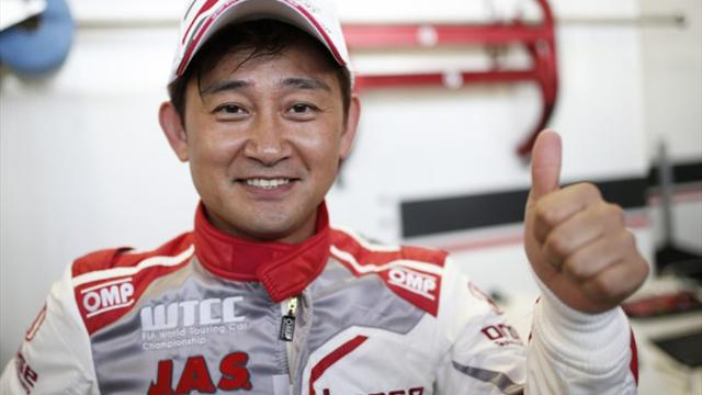 Michigami: WTCC campaign career pinnacle
