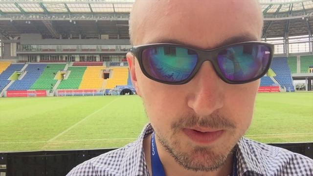 Ames: Agonising defeat for Gabon, but maybe not their fans...