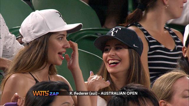 Australian Open 2017: Bautista casi se carga a un recogepelotas y el resoplido de Djokovic