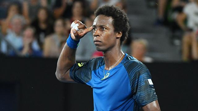 Tennis : Monfils, encore frustrant, un brin désespérant