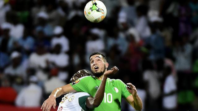 Mitfavorit Algerien scheidet mit Schalkes Bentaleb aus