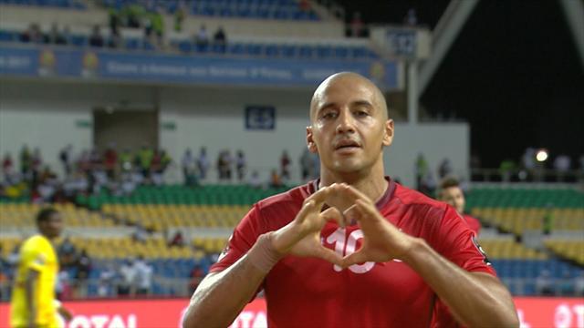 Copa de África 2017: Túnez golea a Zimbabwe (2-4)