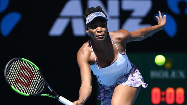 Venus Williams beats Pavlyuchenkova to make semi-finals