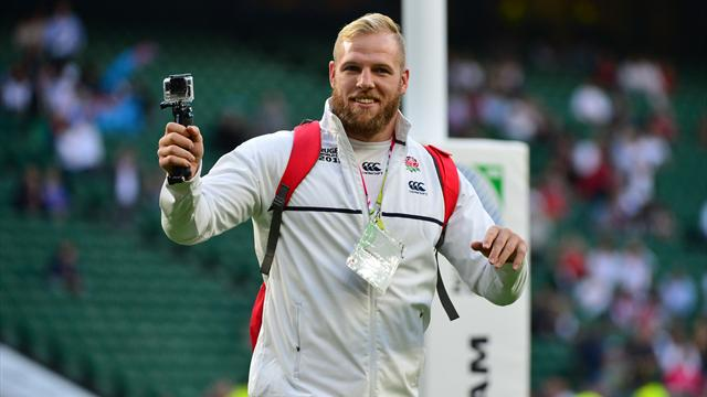Lions omission will 'eat away' at Haskell, says Wasps' Young