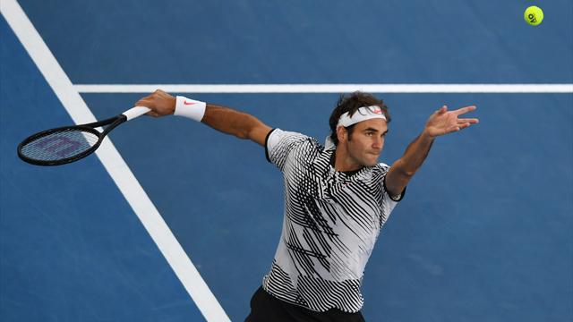 Suivez l'Open d'Australie en exclusivité et en direct vidéo sur Eurosport Player