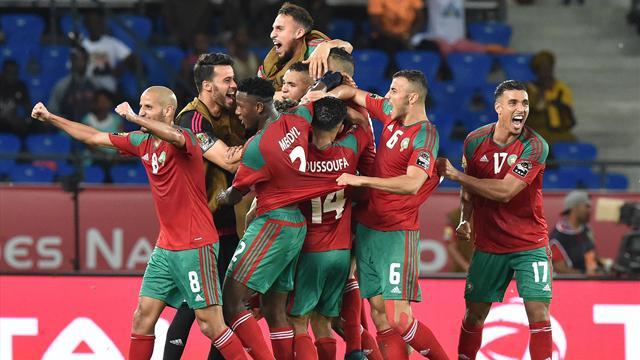 La Tunisie en ballottage favorable, une finale Maroc - Côte d'Ivoire