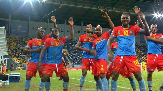 Copa África 2017: Congo deja fuera a Togo (1-3)