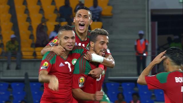 Copa de África 2017: Costa de Marfil, eliminada por culpa del mejor gol de la competición