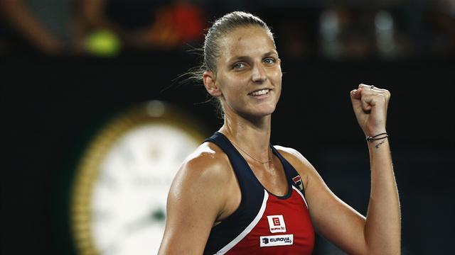 Pliskova incontenibile: suo il titolo a Doha, battuta la Wozniacki