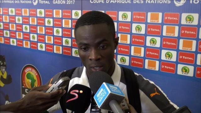 """Bailly après l'élimination de la Côte d'Ivoire : ''Il faut relever la tête"""""""
