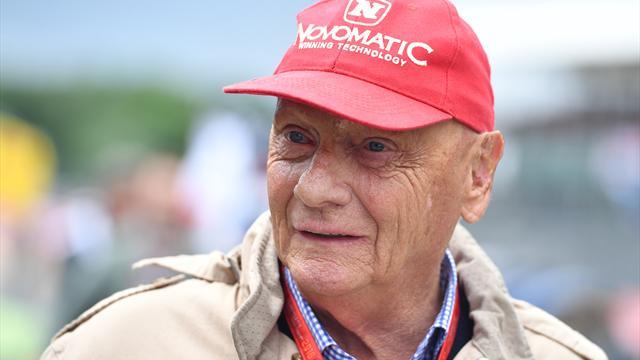 """Lauda glaubt nicht an Mercedes-Dominanz: """"Naiv"""""""