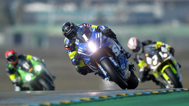 24 Heures Motos Le Mans
