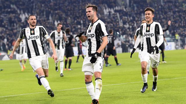 Coppa Italia: Juventus-Milan ULTIMISSIME NEWS FORMAZIONI