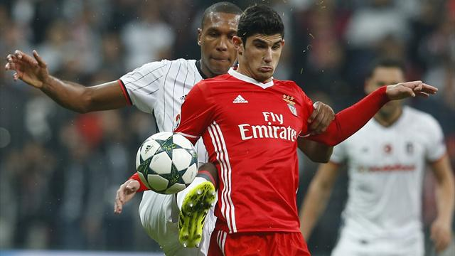PSG sign Manchester United target Goncalo Guedes from Benfica