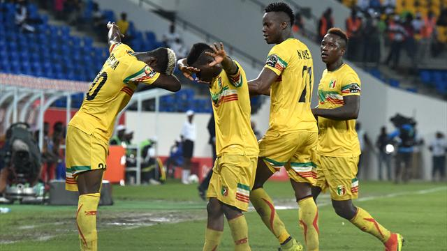 Uganda and Mali both out after draw