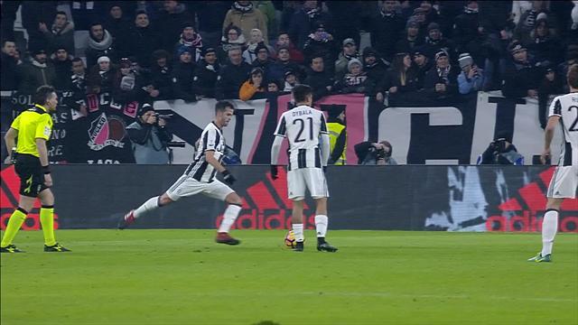3 превосходных голенцио красивой зарубы «Юве» и «Милана» в Кубке Италии