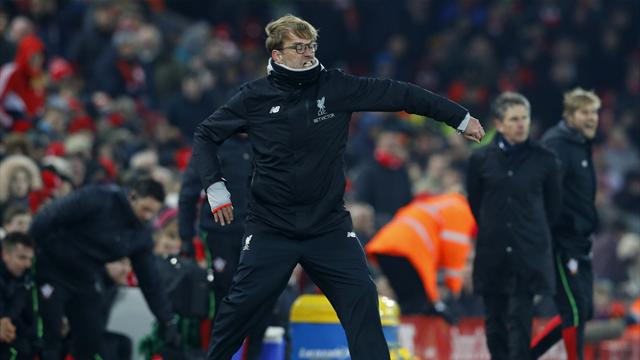 Klopp laments wasteful Liverpool and blames referee after League Cup exit