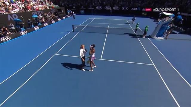 INOXYDABLES. Sport (tennis): les soeurs Williams en finale de Melbourne