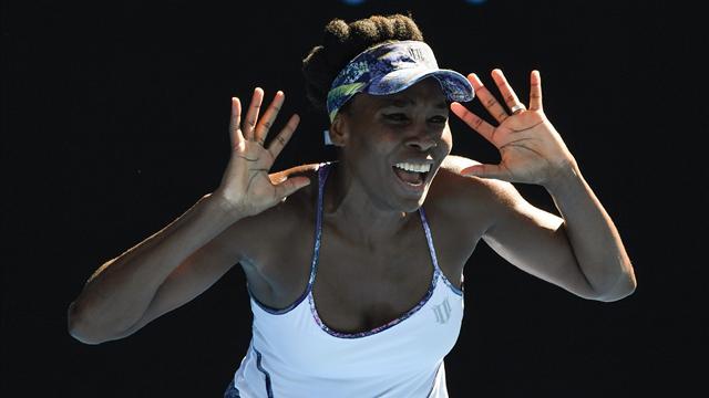 Tennis : Venus retrouve une finale d'un Grand Chelem... et Serena