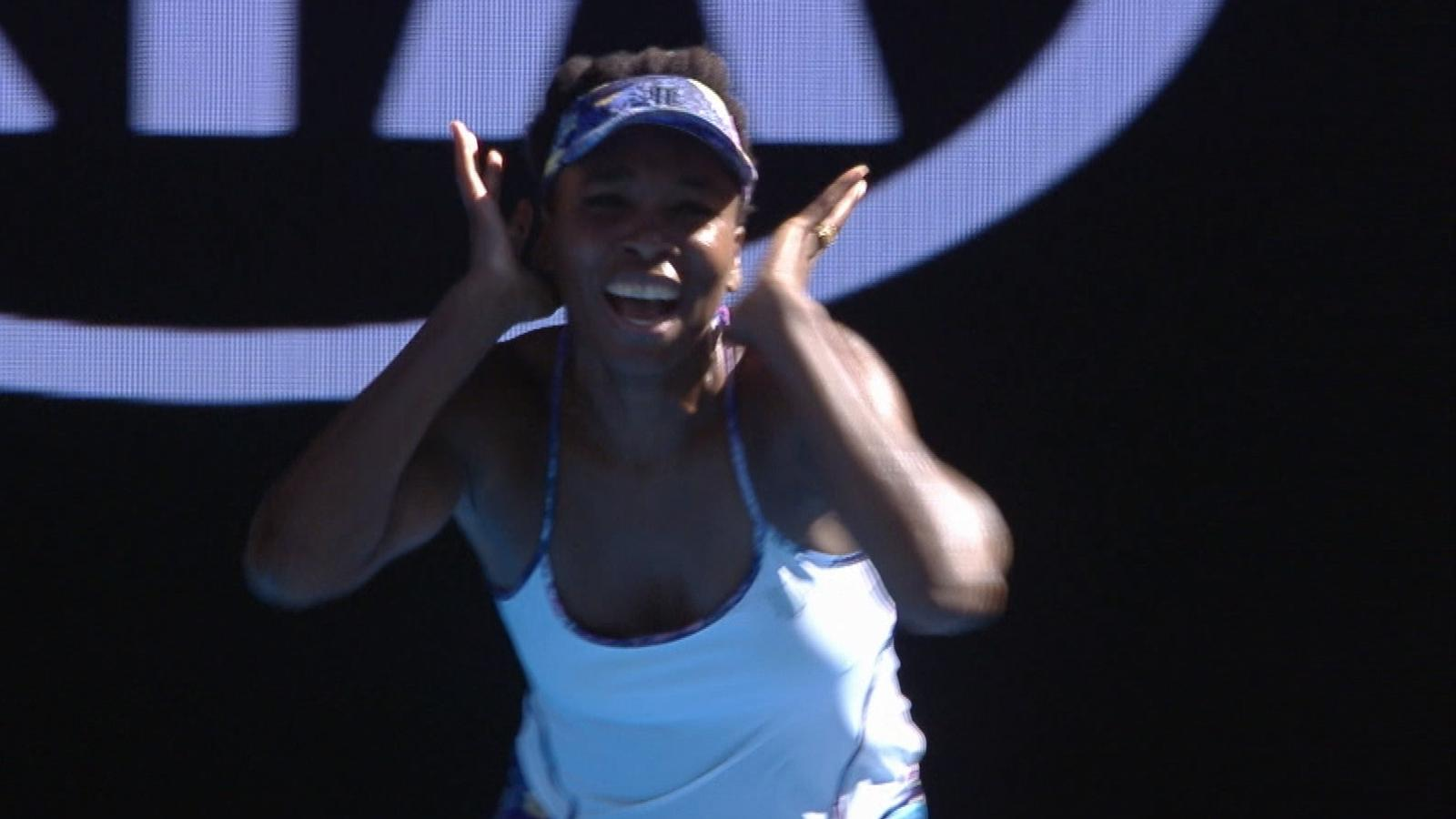 Australian Open 2017 So Lief Das Finale Zwischen Serena Williams