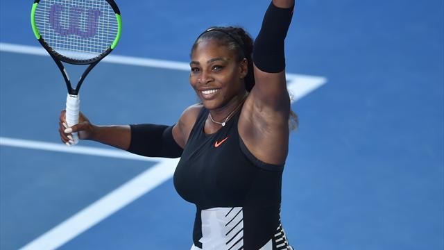 Sept ans et demi après, Serena n'a pas raté le rendez-vous avec sa sœur