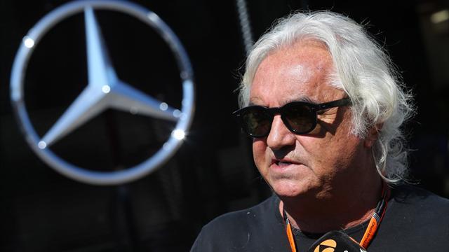 """Briatore: """"Fossi nella Ferrari prenderei Verstappen! Difficile vincere il mondiale con Raikkonen..."""""""