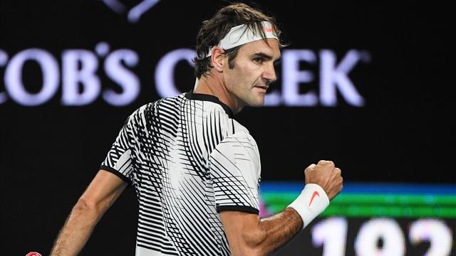 Federer beats Wawrinka in five-set epic to reach final