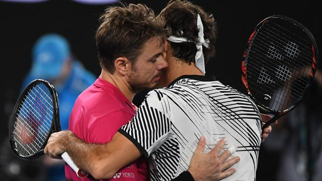 Wawrinka - Federer is the best of all time, there are no limits for him