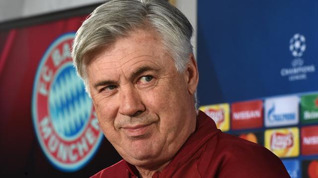 FC Bayern: Ancelotti kündigt gegen Hertha Rotation an