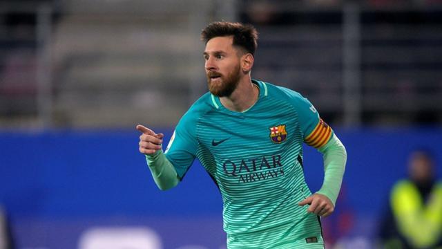 """Pour Luis Enrique, il n'y a pas de doute : Messi a évolué en """"footballeur total"""""""