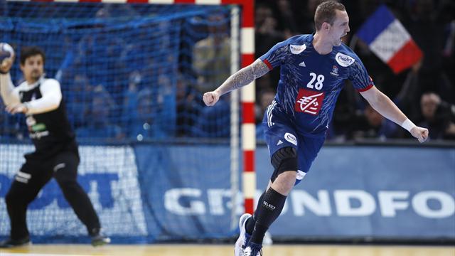 Mundial Balonmano, Francia-Eslovenia: La anfitriona jugará la final (31-25)