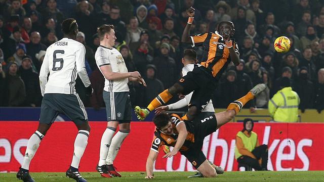 «Манчестер Юнайтед» проиграл «Халл Сити», новышел вфинал Кубка английской лиги