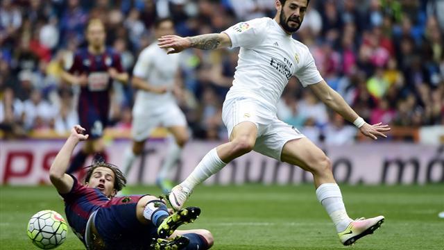 AS: «Барселона» подпишет Иско бесплатно летом 2018 года