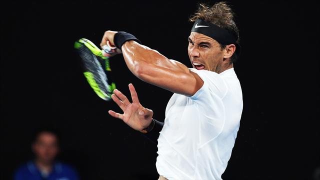 Australian Open: Die 10 besten Schläge des Turniers