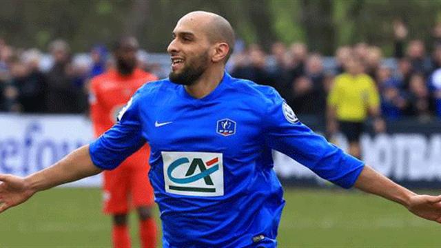 Hassan M'Barki, l'amateur de Sarreguemines qui fait peur aux défenses de Ligue 2