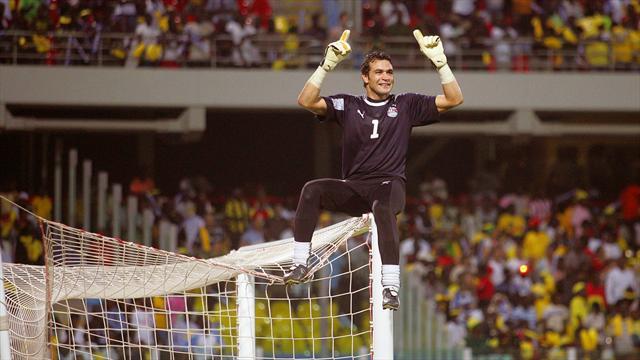 Torwart-Opa El-Hadary beim Afrika-Cup: Titel Nummer 5 soll her