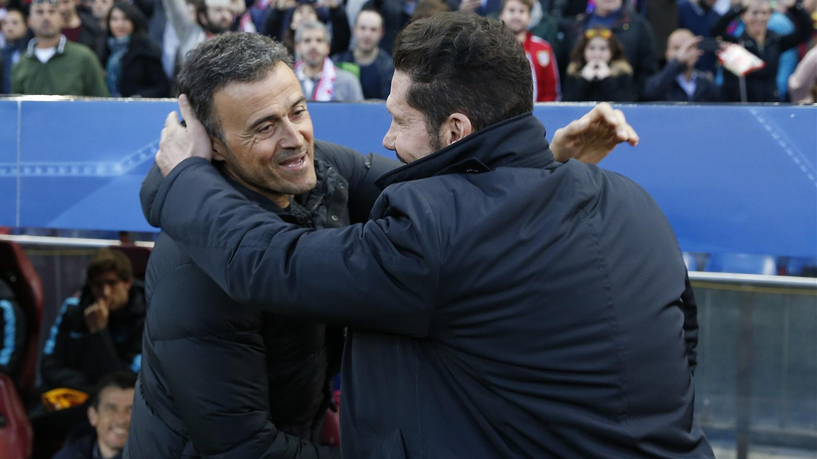 Barcelona to meet atletico in mouth watering cup semi - University league tables french ...
