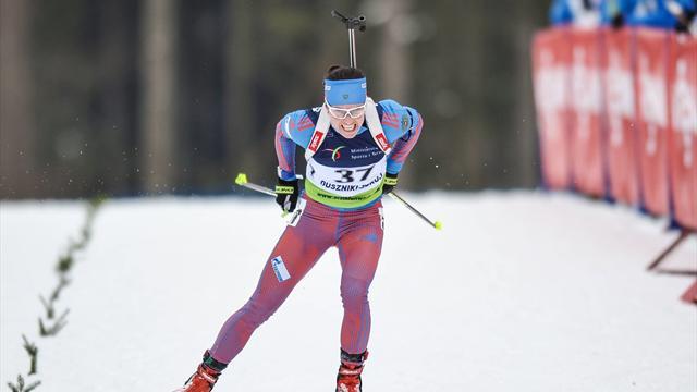 Слепцова: «Хочу поехать на Олимпиаду»