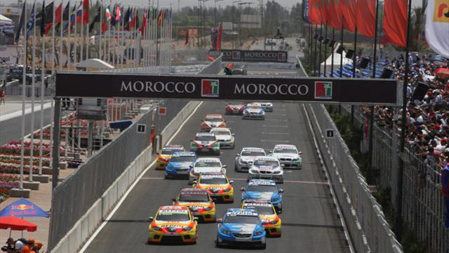 Remembering when… Huff became Morocco's first WTCC street king