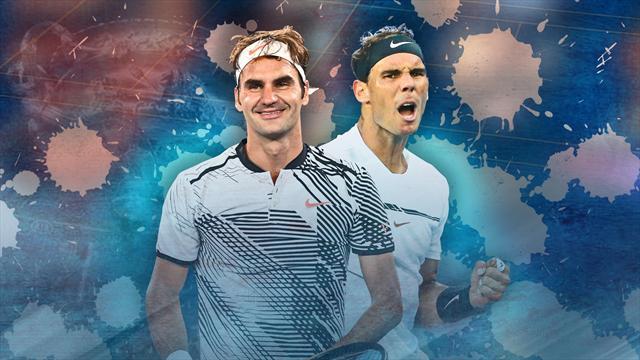 La crème de la crème : Le Top 10 des Federer-Nadal