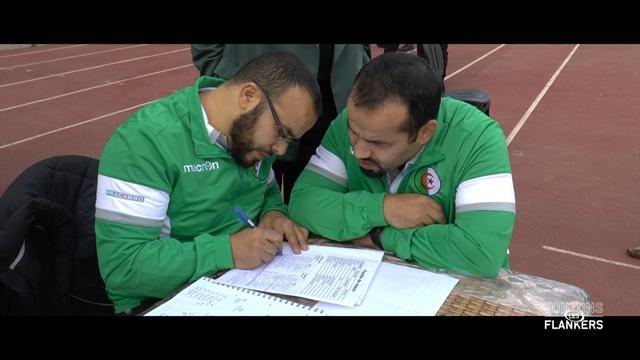 Tebani et l'Algérie, la belle histoire