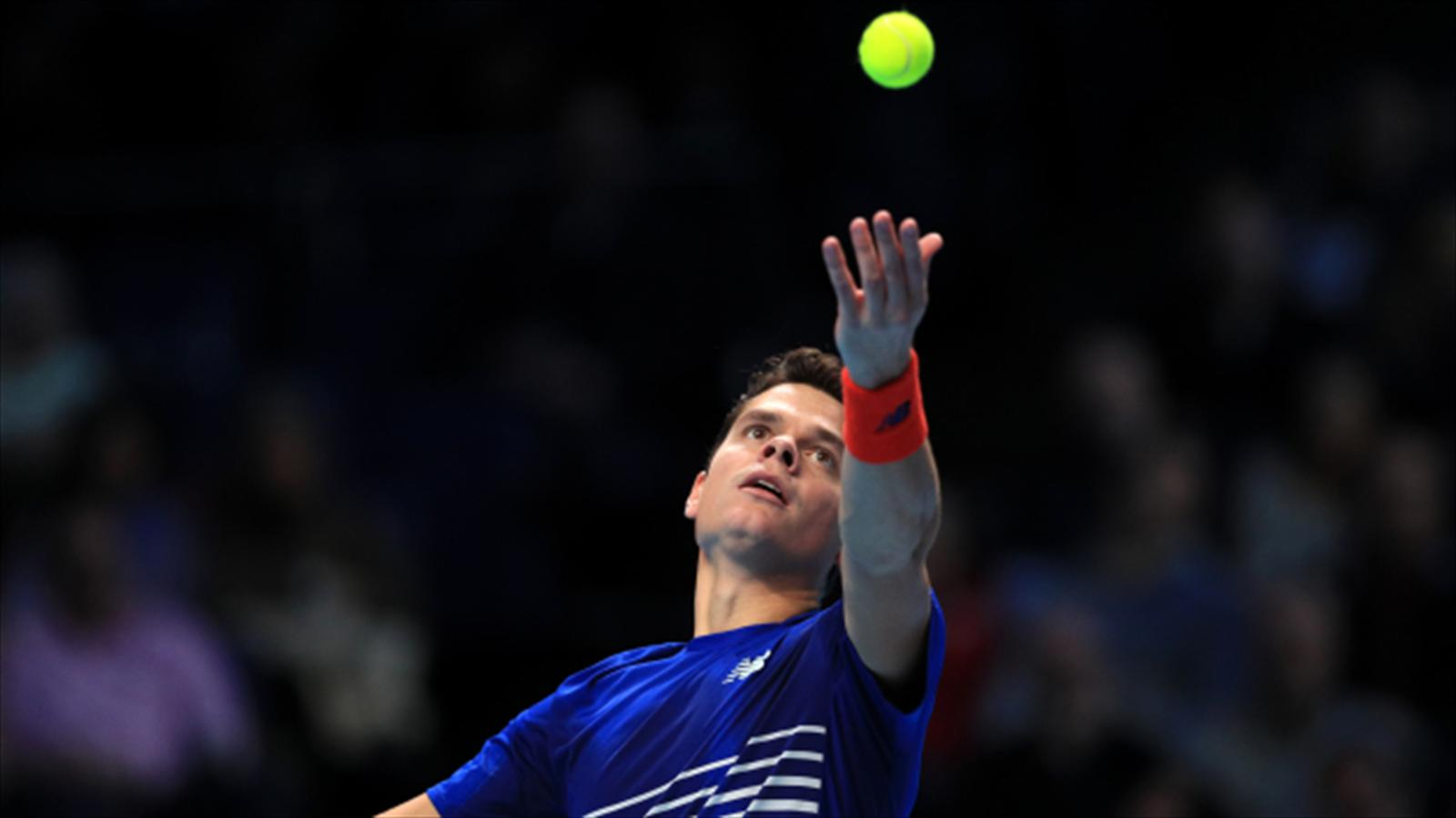 Milos raonic to sit out canada 39 s davis cup clash with - University league tables french ...